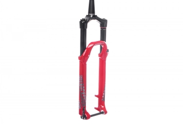 Fourche rockshox lyrik rc2 debonair 29 boost 15x110mm deport 51mm rouge 2019 150
