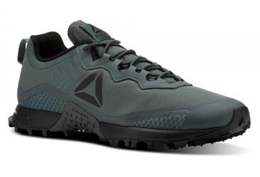 Chaussures de trail reebok all terrain craze vert noir 41
