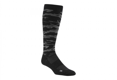 Reebok CrossFit Pair of Compression Socks Black Camo