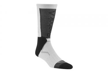 Paire de Chaussettes Reebok CrossFit Tech Blanc Noir