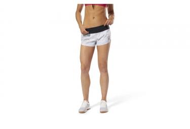 Reebok CrossFit Games Mujer Deportes Pantalones cortos Stone Camo