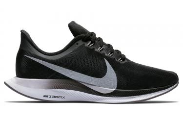 Chaussures de Running Nike Zoom Pegasus Turbo Noir / Blanc