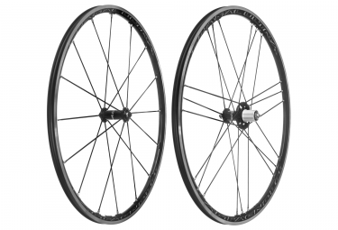 Paire de roues campagnolo shamal ultra corps shimano sram