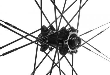 Paire de Roues CRANKBROTHERS 2018 Iodine 3 29´´ | 15mm/12x142mm | Noir / Bleu