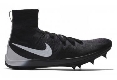 Chaussures d'Athlétisme Nike Zoom Victory 4 XC Noir / Blanc