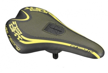 Insight Mini Padded Pivotal Seat Black Neon Yellow