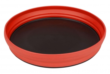 Assiette Pliante Sea To Summit X Plate Rouge