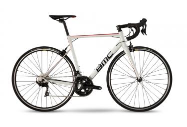 Velo de route bmc 2019 teammachine alr one shimano 105 11v blanc noir 51 cm 168 173