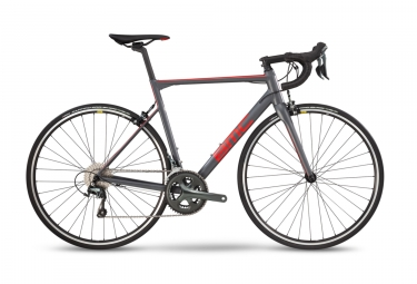 Velo de route bmc 2019 teammachine alr two shimano tiagra 10v gris rouge 51 cm 168 1