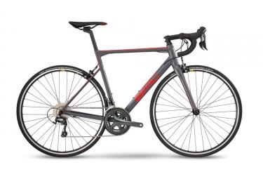 Vélo de Route BMC Teammachine ALR TWO Shimano Tiagra 10V 2019 Gris / Rouge