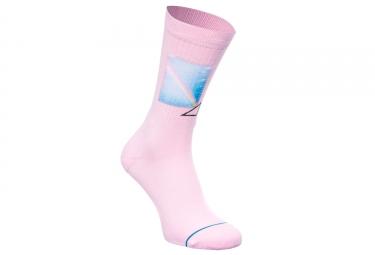 Stance Socks Weird Pink