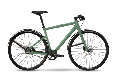 Vélo de Ville BMC Alpenchallenge 01 Shimano Alfine 11v Courroie Vert 2019