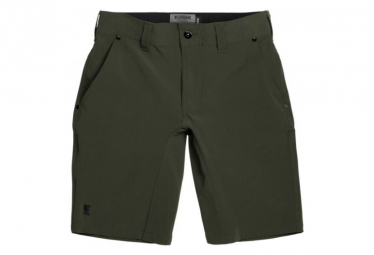 Short Chrome Union Military Olive