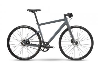 Vélo de Ville BMC Alpenchallenge 01 Shimano Alfine 8v Courroie Gris 2019