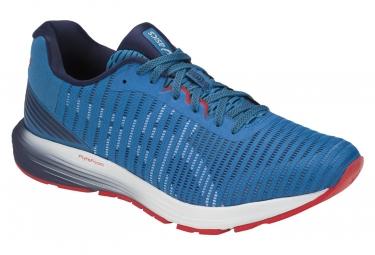Scarpe da Running Asics DynaFlyte 3 Blu Bianco da Donna