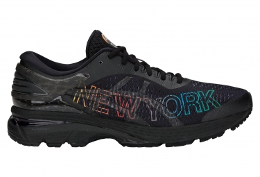 Asics gel kayano 25 new york noir homme 46 1 2