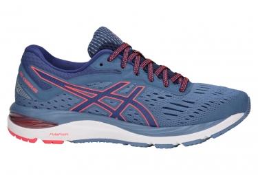 Zapatillas Asics Gel-Cumulus 20 para Mujer Azul / Rosa