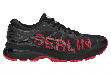 Zapatillas Asics Gel Kayano 25 para Mujer Negro / Rojo