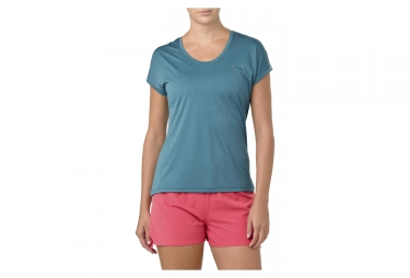 Asics Short Sleeve Jersey CAPE Blue Women