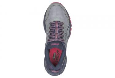 Chaussures de Trail Femme Asics Gel-Sonoma 3 GTX Gris / Rose