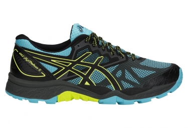 Asics Gel-FujiTrabuco 6 Blue Black Women