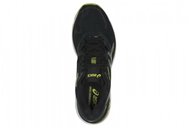 Asics Gel-Nimbus 20 Black Yellow