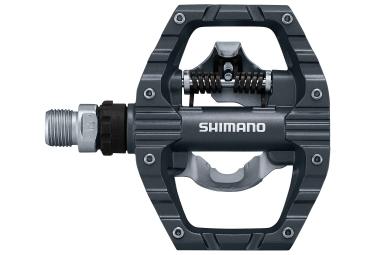 Paire de Pédales Shimano PD-EH500 Avec Cales SPD SM-SH56
