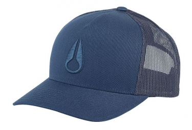 Nixon Iconed Trucker Hat All Navy