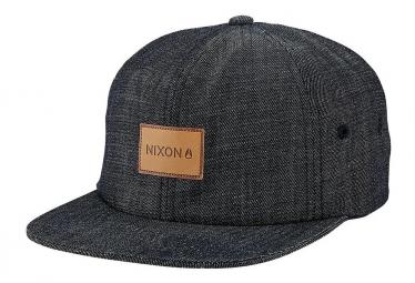 Nixon Mason Strap Back Hat Navy