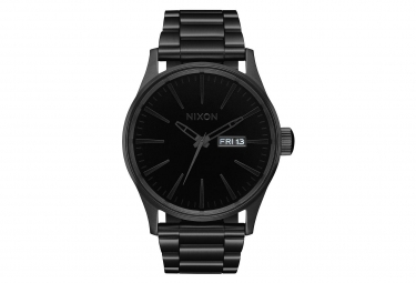 Nixon Sentry SS Watch All Black