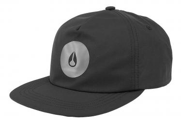 Nixon Colesy Strapback Hat Nero