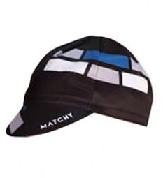 Casquette Homme Matchy Roubaix Noir