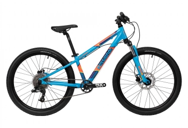 Rossignol All Track 24 D Youth Hardtail MTB Sram X5 9s Blue 2018