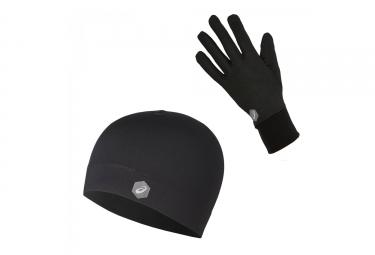 Asics Running Pack Gloves - Noir