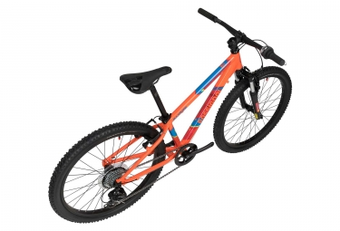 Rossignol All Track 24 M Youth Hardtail MTB Shimano Tourney 8s Orange 2018