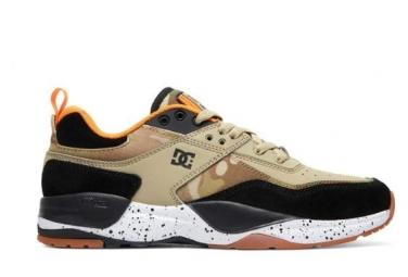 DC Schuhe E.Tribeka Schwarz / Camo