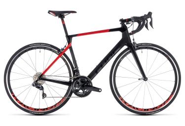 Bici da Corsa Cube Agree C:62 SL Shimano Ultegra Di2 11V 2018 Nero Rosso