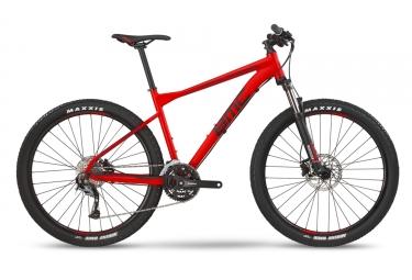 VTT Semi Rigide BMC 2019 Sportelite Three Shimano Alivio 9V Rouge / Noir