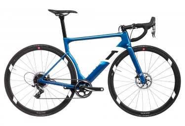 3T Strada Pro Force Road Bike Sram Force 11S 2018 Blue