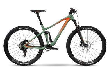 Vtt tout suspendu bmc 2019 speedfox 02 two 29 sram nx eagle 12v vert s 164 174 cm