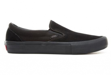 Vans Shoes Slip On Pro Black