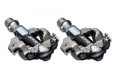 Shimano XTR PD-M9100-S1 Race SPD Clipless MTB Pedals (Short axles)