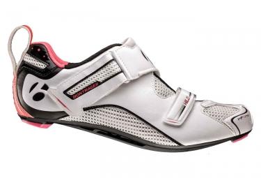Bontrager Hilo Triathlon Shoes Blanc 2018