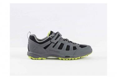 Zapatillas MTB Bontrager SSR Noir / Gris / Jaune