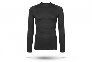 Sous maillot manches longues gripgrab expert seamless thermal noir l xl