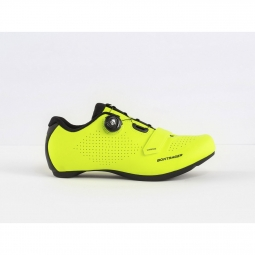 Road Shoes BONTRAGER Espresso Neon Yellow