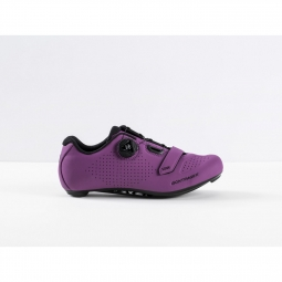 Chaussures Route Femme Bontrager Sonic Violet