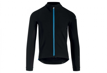 Assos Mille GT Jacket Winter Thermal Jacket Black Blue