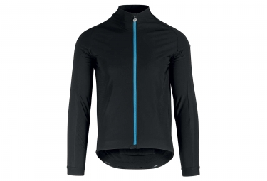 Assos Mille GT Jacket Ultraz Winter Thermal Jacket Black Blue