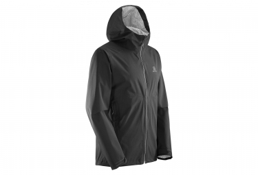 Salomon Jacket La Cote Flex 2.5L Black Men